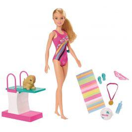 Mattel Barbie Plavkyně