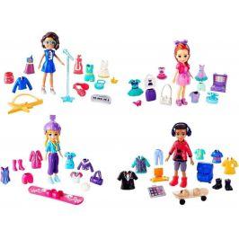 Mattel Polly Pocket Módní super kolekce