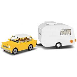Cobi 24590 Trabant 601 s karavanem