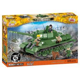 Cobi 2486A SA T-34/85 z filmu Čtyři z tanku a pes