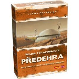 Mindok Mars: Teraformace - Předehra