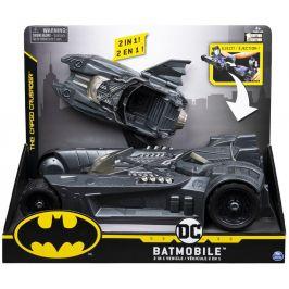 Spin Master Batman Batmobil a batloď pro figurky 10 cm
