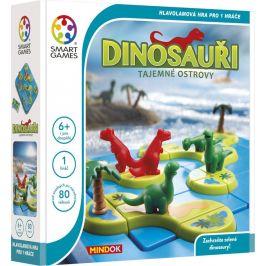 Mindok Smart Dinosauři Tajemné ostrovy