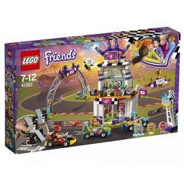 LEGO Friends 41352 Velký závod - rozbaleno