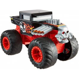 Hot Wheels Monster trucks Velké nesnáze Bone shaker