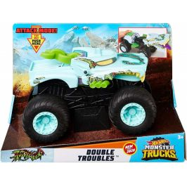 Hot Wheels Monster trucks Velké nesnáze Hotweiler