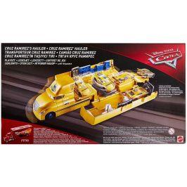 Mattel Cars 3 Transportér Cruz Ramirez