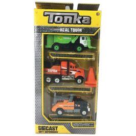 Tonka sada autíček – technické služby