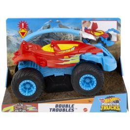 Hot Wheels Monster trucks Velké nesnáze Scorpedo