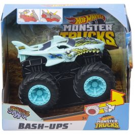 Hot Wheels Monster trucks Velká srážka Zombie Shark