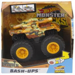 Hot Wheels Monster trucks Velká srážka Invader