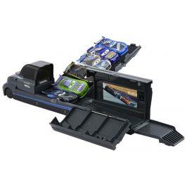 Mattel Cars 3 Transportér Jackson Storm GPD93