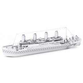 Metal Earth Titanic - rozbaleno