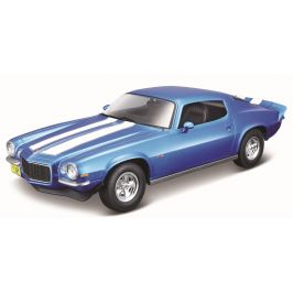 Maisto Chevroelt 1971 Camaro Z/28 - modrá