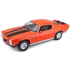 Maisto Chevroelt 1971 Camaro Z/28 - oranžová