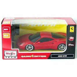 Maisto Ferrari 488 GTB - červená