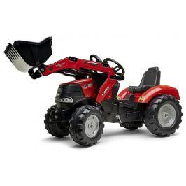 Falk Traktor šlapací Case IH Puma 240CVX s přední lžící