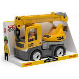 Multigo BUILD Jeřáb s řidičem