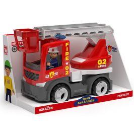 Multigo FIRE Žebřík s řidičem