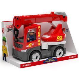 Multigo FIRE Jeřáb s řidičem
