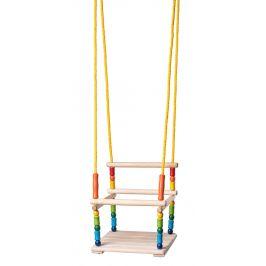 Woody Houpačka barevná s ohrádkou - zánovní