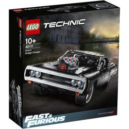 LEGO Technic 42111 Domův Dodge Charger