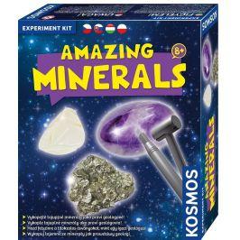 Kosmos MB Úžasné minerály