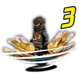 LEGO Ninjago 70685 Spinjitzu úder – Cole