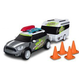 Nikko RC Mini Countryman s karavanem - rozbaleno