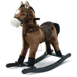 Bayer Chic Kůň houpací se zvuky tmavý - zánovní