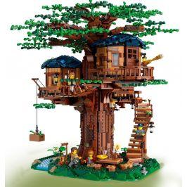 LEGO Ideas 21318 Dům na stromě - rozbaleno