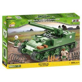 Cobi 2531 II WW M12 GMC (Gun Motor Carriage)