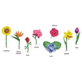 Safari Ltd. Tuba - Květiny