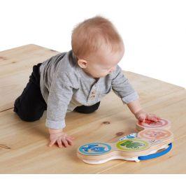 Hape Baby Einstein Hračka dřevěná hudební bubny Magic Touch - rozbaleno