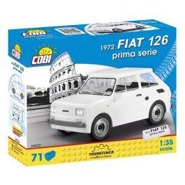 Cobi 24523 Youngtimer Fiat 126 prima serie