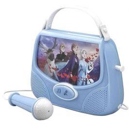 Disney Set Frozen II - sluchátka, svítilna, karaoke box