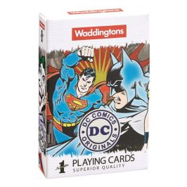 Winning Moves Waddingtons Hrací karty: DC Superheroes Retro