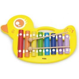 Viga Dřevěný xylofon - kačenka