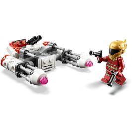 LEGO Star Wars™ 75263 Mikrostíhačka Odboje Y-wing™ - rozbaleno