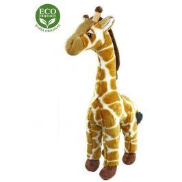 Rappa Plyšová žirafa stojící, 40 cm, ECO-FRIENDLY