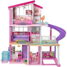 Mattel Barbie Dům snů se skluzavkou a novým výtahem