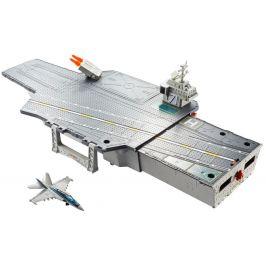 Matchbox Top Gun Letadlová loď