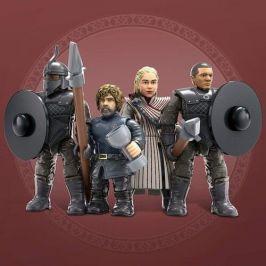 MEGA BLOKS Hra o Trůny: Targaryenská loď