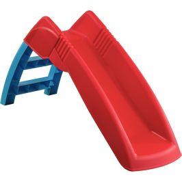 PalPlay Dětská plastová klouzačka Junior Červená - zánovní