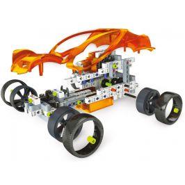 Clementoni Mechanicka laboratoř - Auta, 50 modelů, 250 dílků - rozbaleno