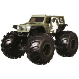 Hot Wheels Monster trucks Velký truck Jeep
