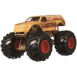 Hot Wheels Monster trucks Velký truck All beefed up