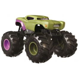Hot Wheels Monster trucks Velký truck Hulk