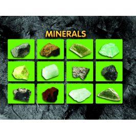 Learning Resources Kolekce minerálů