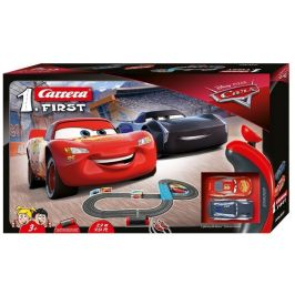 Carrera Autodráha FIRST - 63021 Disney Cars 3 - rozbaleno